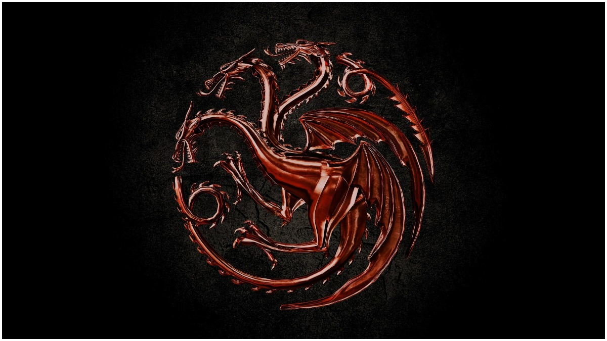 Key artwork for Season 1 of HBO's House of the Dragon