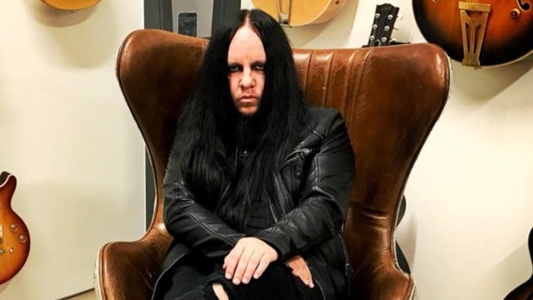 Joey Jordison obituary pic