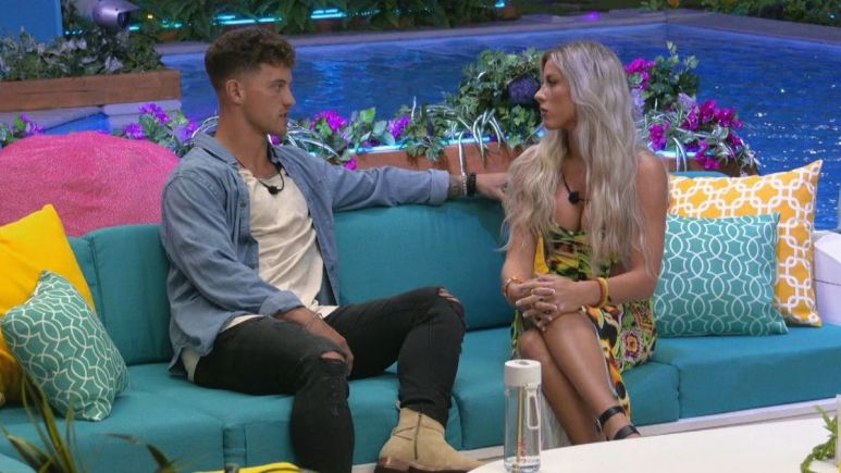 Love Island USA couple Shannon and Josh might win it all.