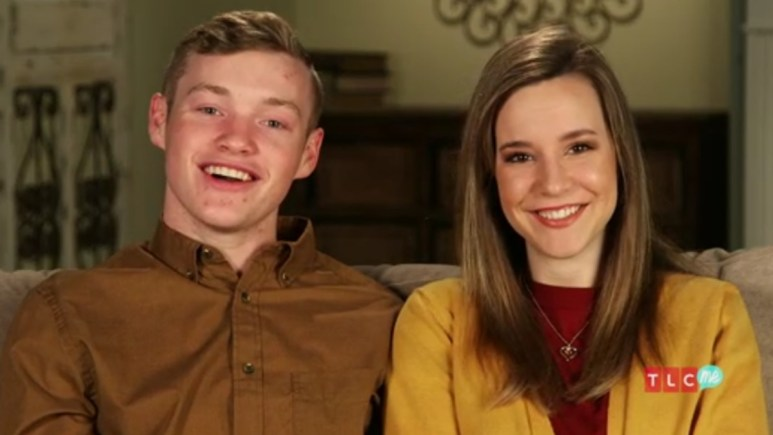 Justin Duggar and Claire Spivey on TLCMe.