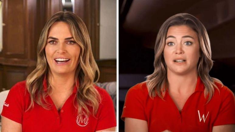 Katie Flood from Below Deck Mediterranean talks bond with Malia White on Season 6.