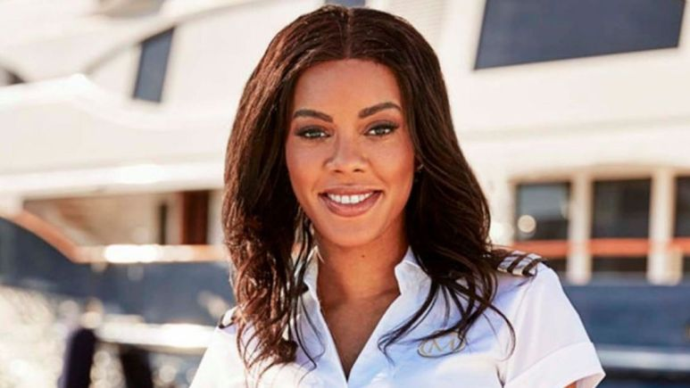 Lexi from Below Deck Med is making waves