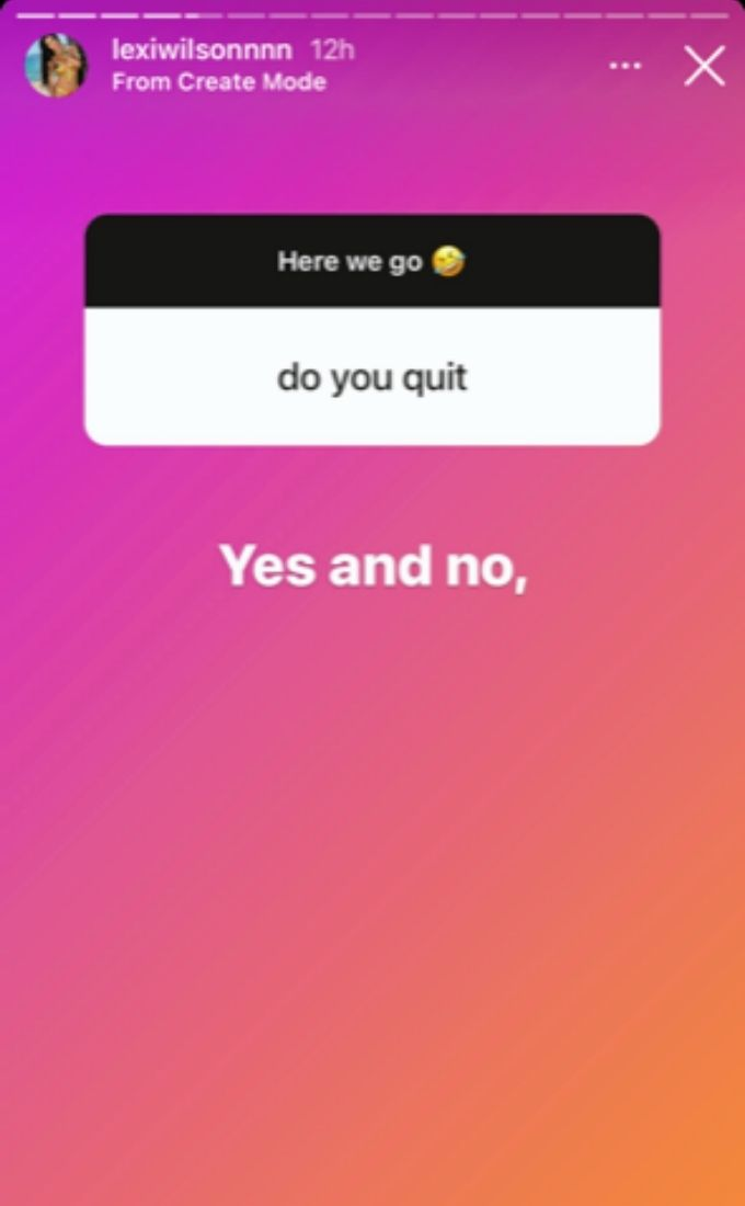 Lexi teases quitting Below Deck Med