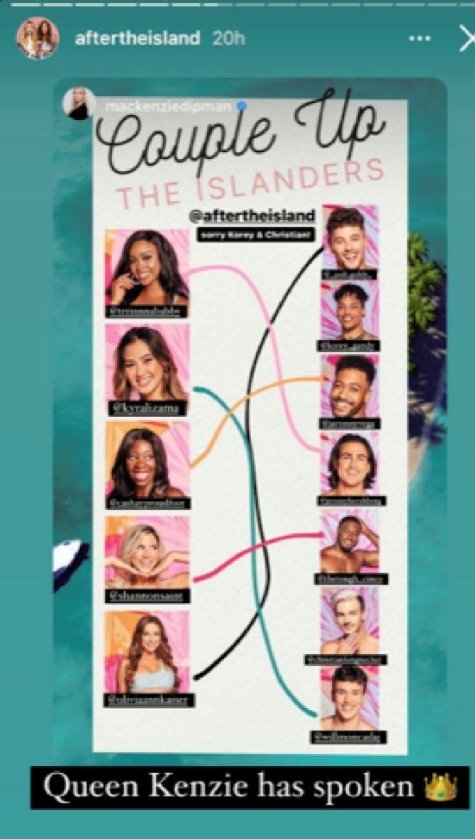 Love Island Season 2 cast shares Season 3 predictions.
