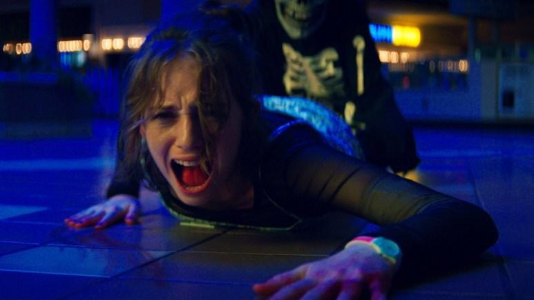 Maya Hawke as Heather from Fear Street Part 1: 1994