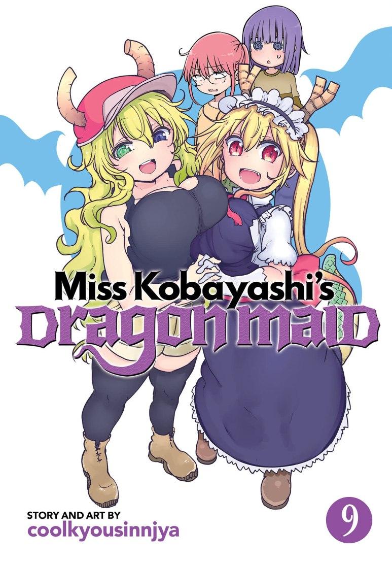 Dragon Maid 9