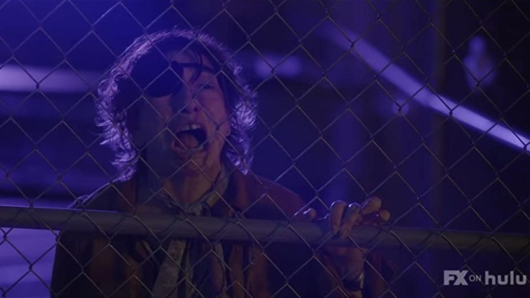 Naomi Grossman stars as Rabid Ruth, as seen in Episode 3 of FX's American Horror Stories