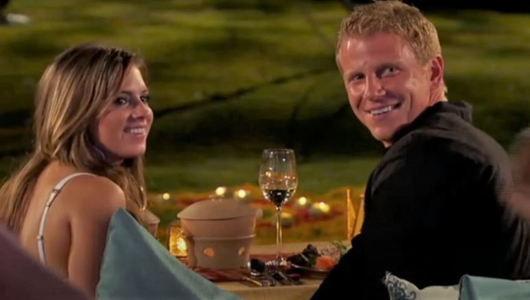 Sean Lowe and Lindsay Yenter have a date together on The Bachelor