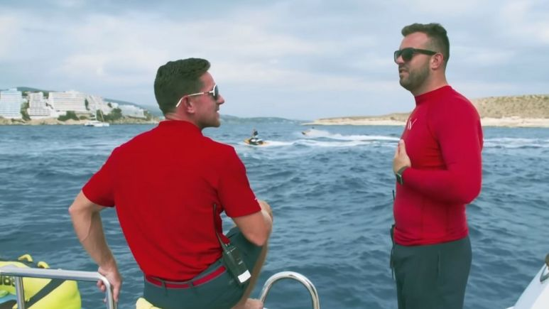 Below Deck Med: Alex Radcliffe dishes his storyline that would have aired if Pete Hunziker wasn't edited out