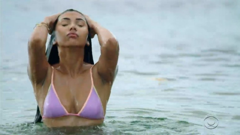 Roxy Ahmad on Love Island USA