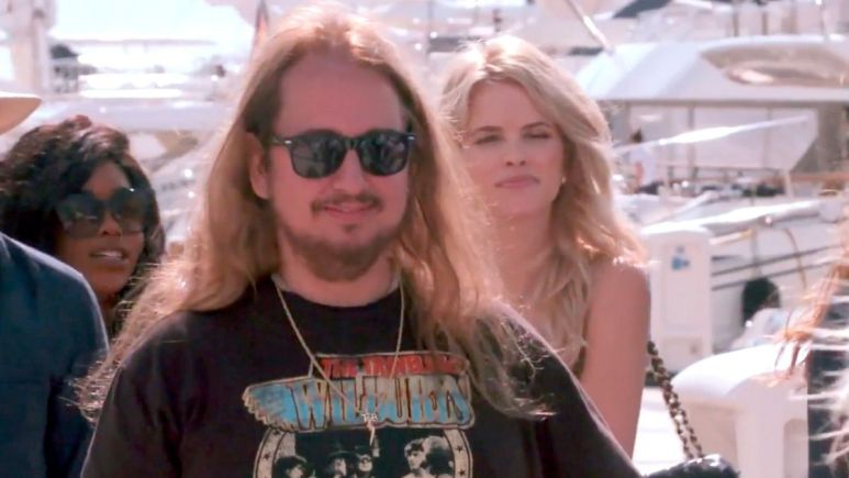 Below Deck Med: Roy Orbison Jr dishes his second stint on the Bravo show.
