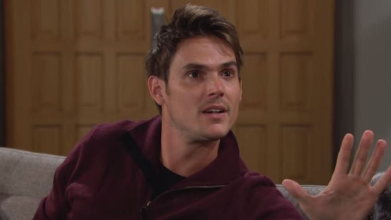 The Young and the Restless spoilers reveal Adam is a target.