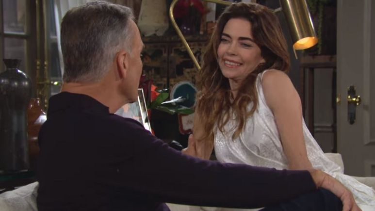 The Young and the Restless spoilers ease Ashland and Victoria make future plans.