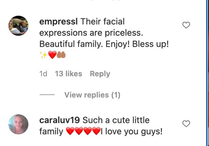 Kalani comments