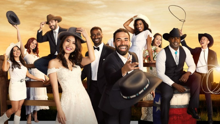 Married At First Season 13 couples pose for promo