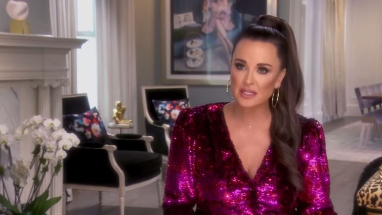 RHOBH star Kyle Richards released from hospital after scary bee sting incident