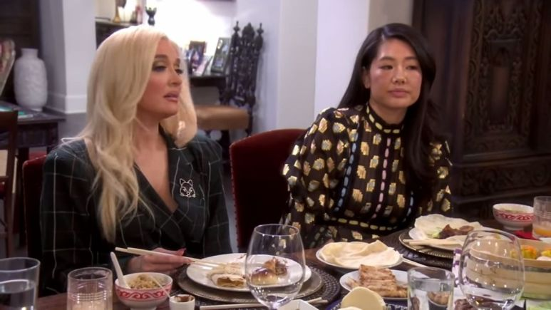 RHOBH star Erika Jayne knows the Season 11 reunion will be tough but she's ready