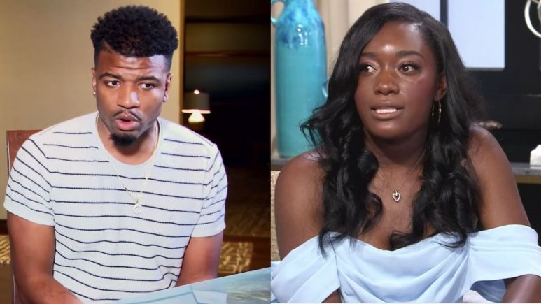 MAFS star Chris Williams calls out Paige Banks for lying about pregnancy situation
