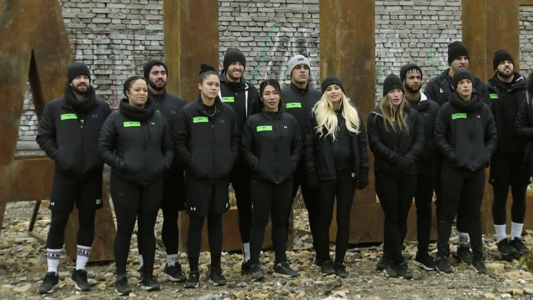 the challenge total madness cast members including kaycee and nany
