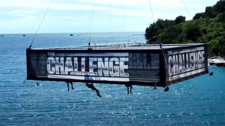 the challenge spies lies and allies trailer scene