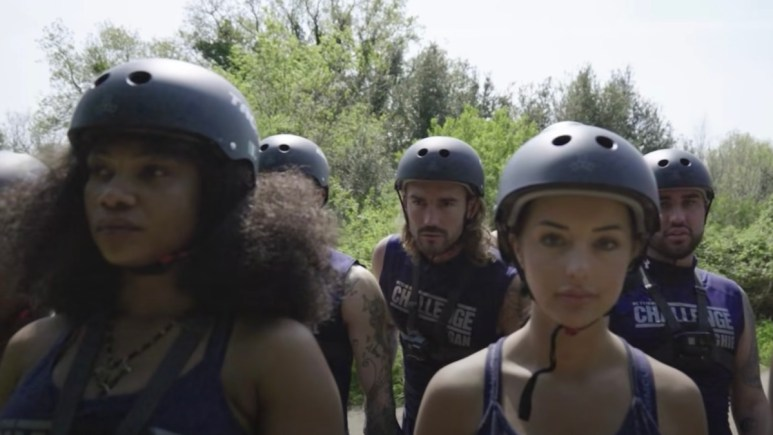 the challenge spies lies allies rookies from trailer