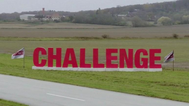 the challenge vendettas logo on site