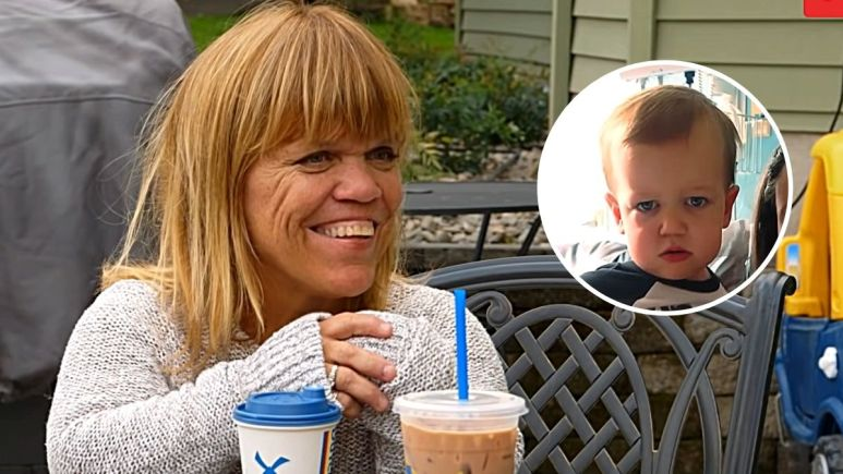 Amy and Jackson Roloff of LPBW