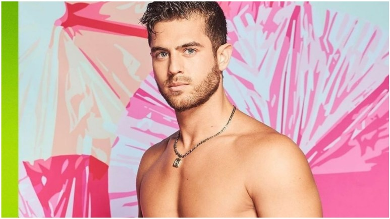 Andre Brunelli on Love Island USA