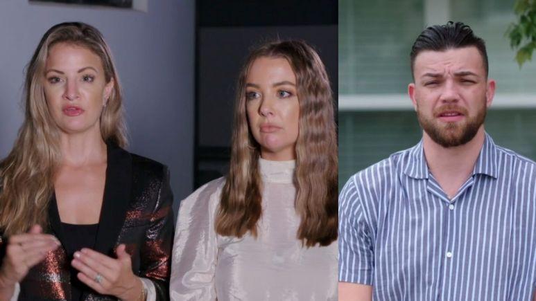 Becky, Jenn, and Andrei