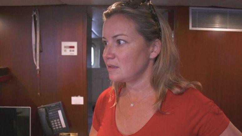 Hannah Ferrier from Below Deck Med reveals impact drug firing had on her.