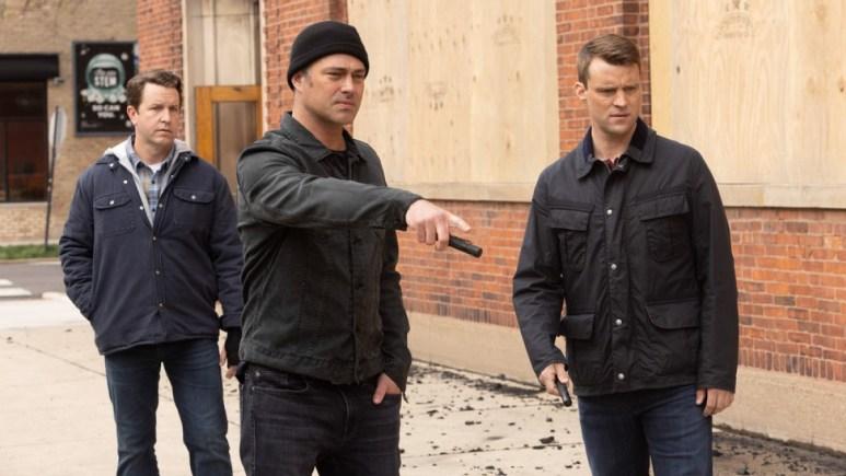 Chicago Fire Cast In Season 9
