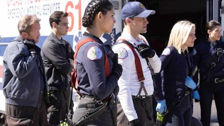 Chicago Fire Season 9 Finale Watchers