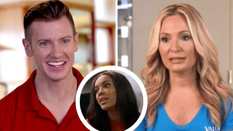 Kate Chastain, Colin Macy O'Toole and more talk Below Deck Med Lexi Wilson drama.