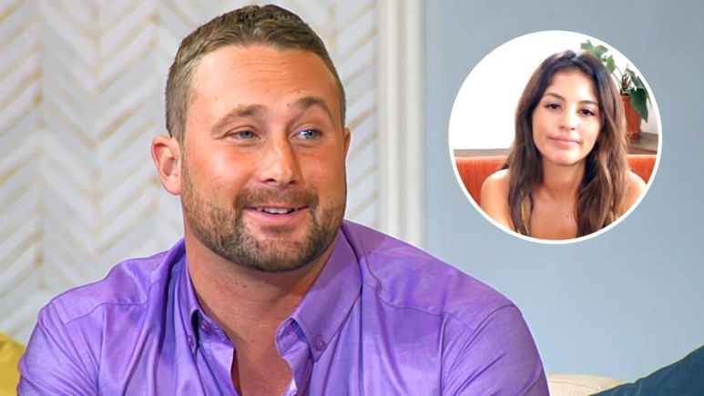 Corey Rothgeber and Evelin Villegas of 90 Day Fiance