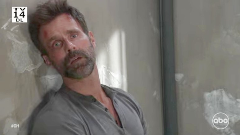 Cameron Mathison as Drew on General Hospital.