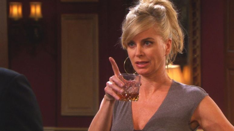Who will Eileen Davidson play on Days of our Lives spin-off Beyond Salem?