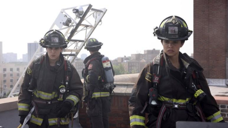 Gallo And Kidd Chicago Fire 1001