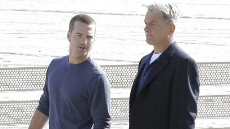 Gibbs And Callen NCIS