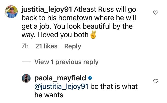 Will Russ Mayfield return to Oklahoma ?