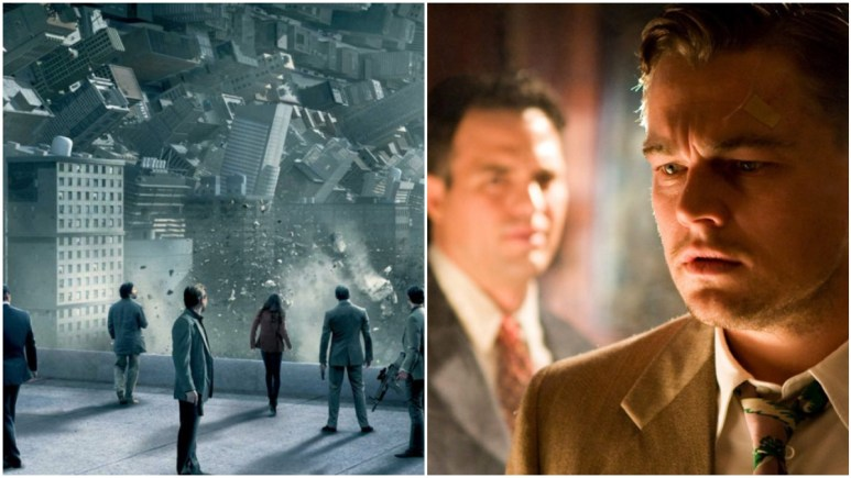 Inception and Shutter Island are thriller movies on Netflix