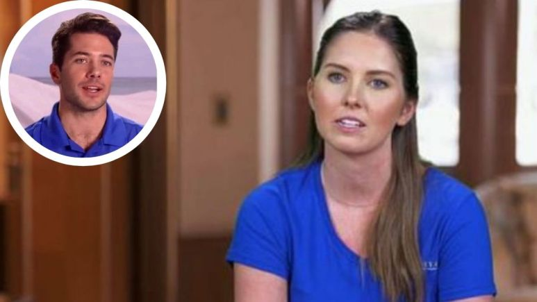 Below Deck's Izzy Wouters has slammed Rob Phillips for his actions on the show.