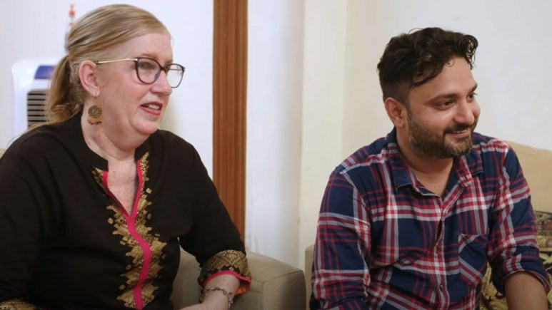 Jenny Slatten and Sumit Singh on 90 Day Fiance: The Other Way