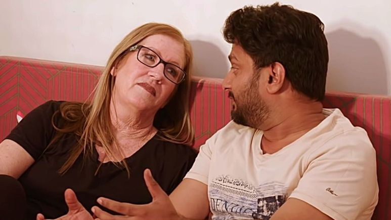 Jenny and Sumit of 90 Day Fiance The Other Way