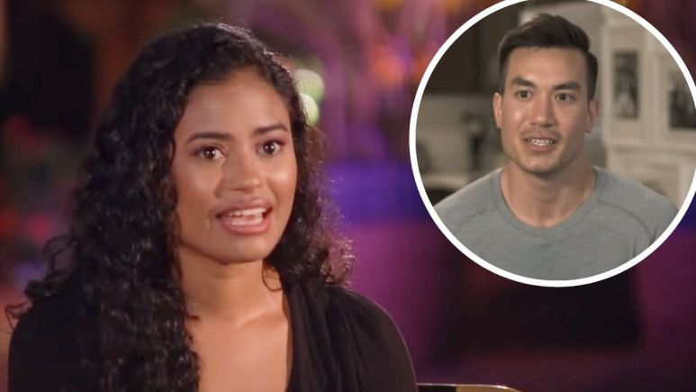 Jessenia Cruz and Chris Conran from Bachelor in Paradise
