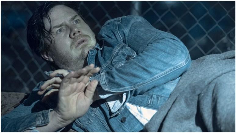 Josh MCDermitt stars as Eugene, as seen in Episode 2 of AMC's The Walking Dead