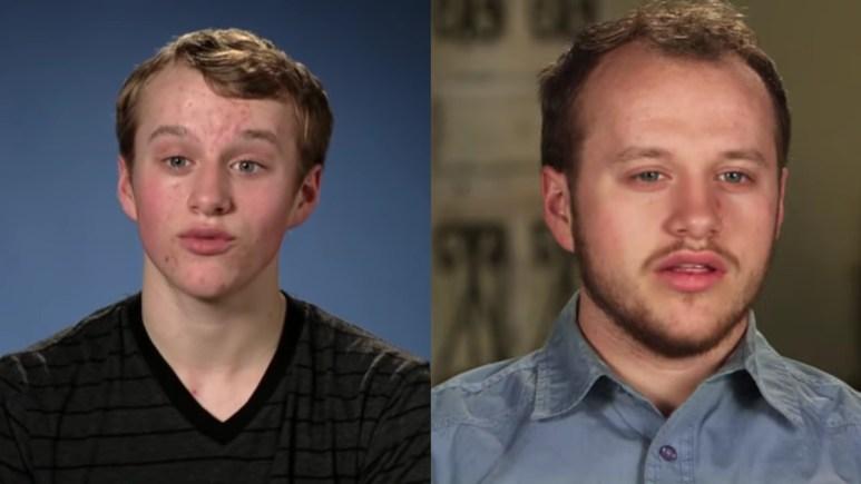 Josiah Duggar has grown up on reality TV.