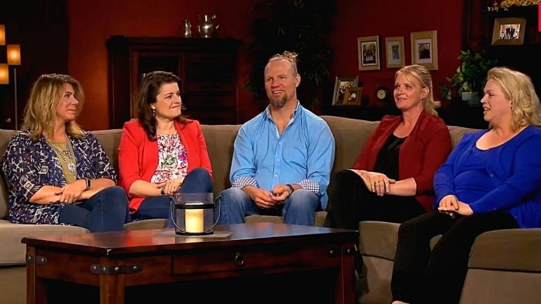 Kody Brown and his wives of Sister Wives