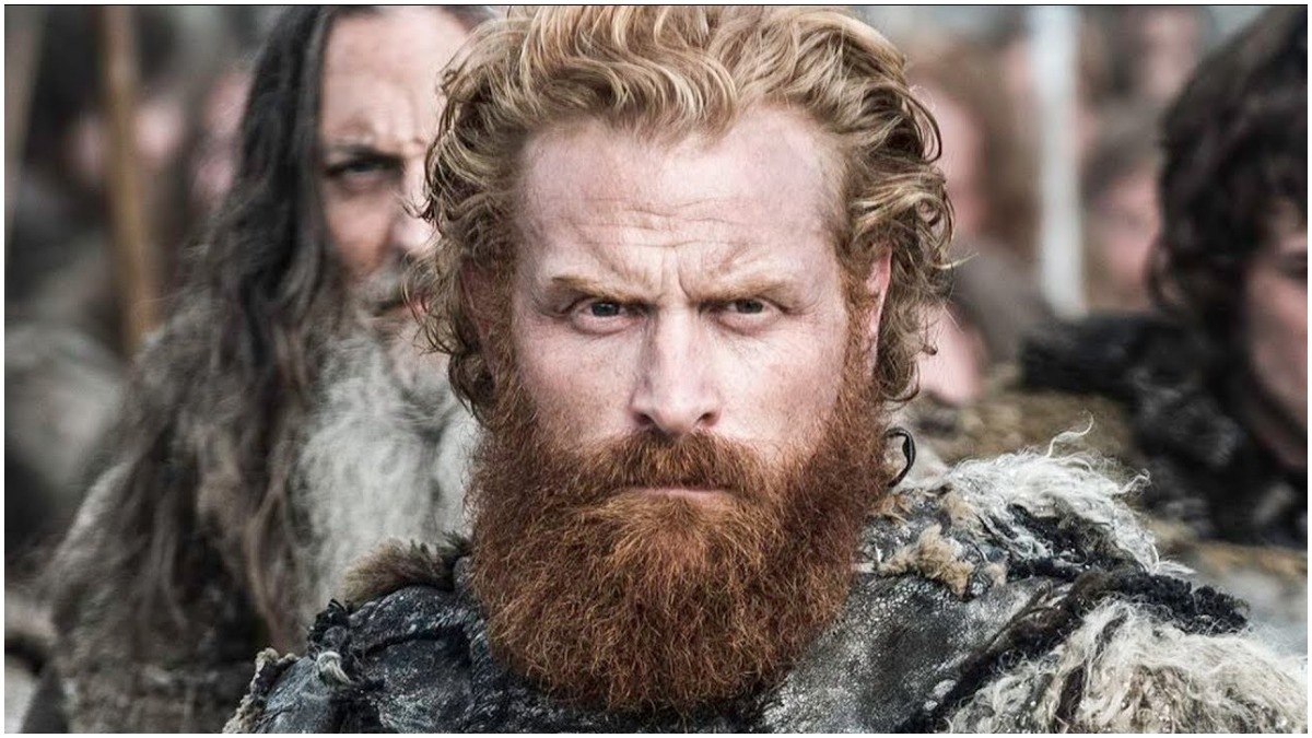 Kristofer Hivju will star as Nivellen in Season 2 of Netflix's The Witcher. Pictured here as Tormund Giantsbane in HBO's Game of Thrones