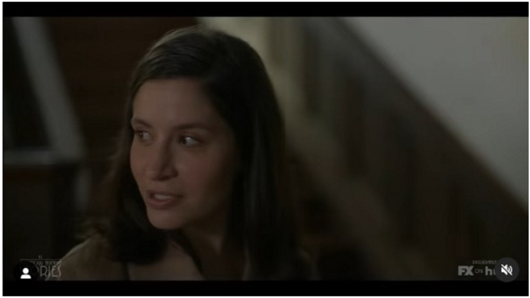 Mercedes Mason stars as Michelle, as seen in Episode 7 of FX's American Horror Stories Season 1