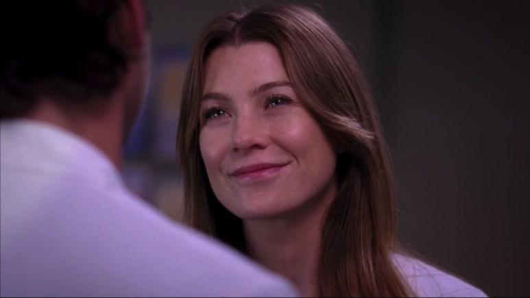Meredith Grey Throwback